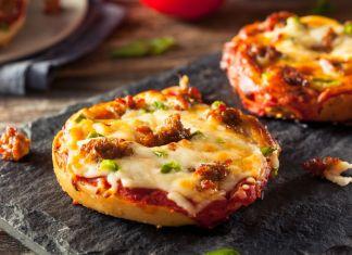 bagels pizza recipe