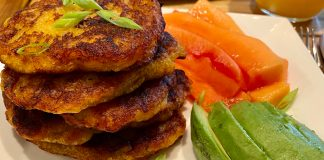 Plantains Pancakes recipe