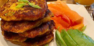 Plantains Pancake