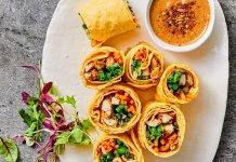 Chicken & Broccoli Omelette recipe