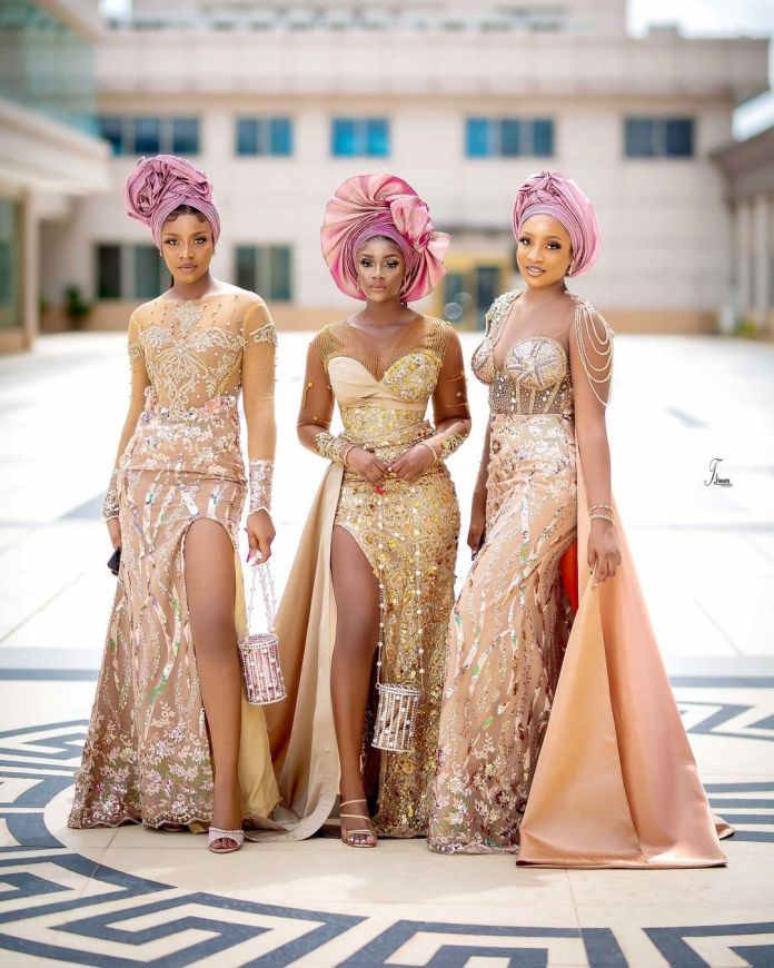 african wedding guest looks