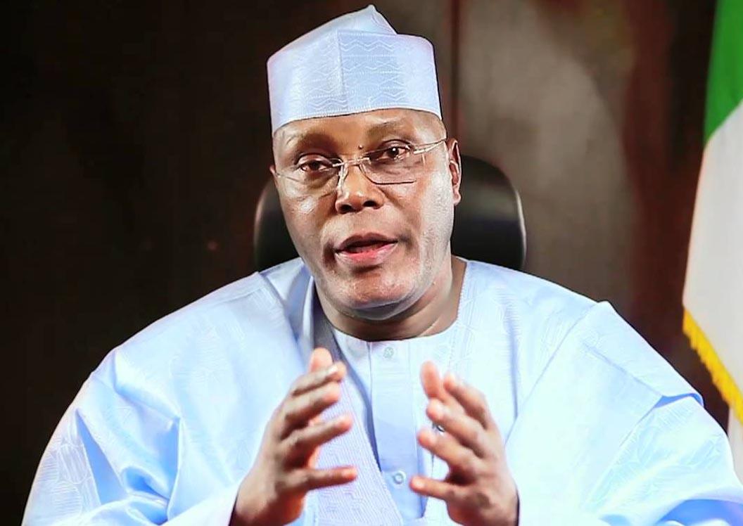 Former Vice President: Atiku Abubakar