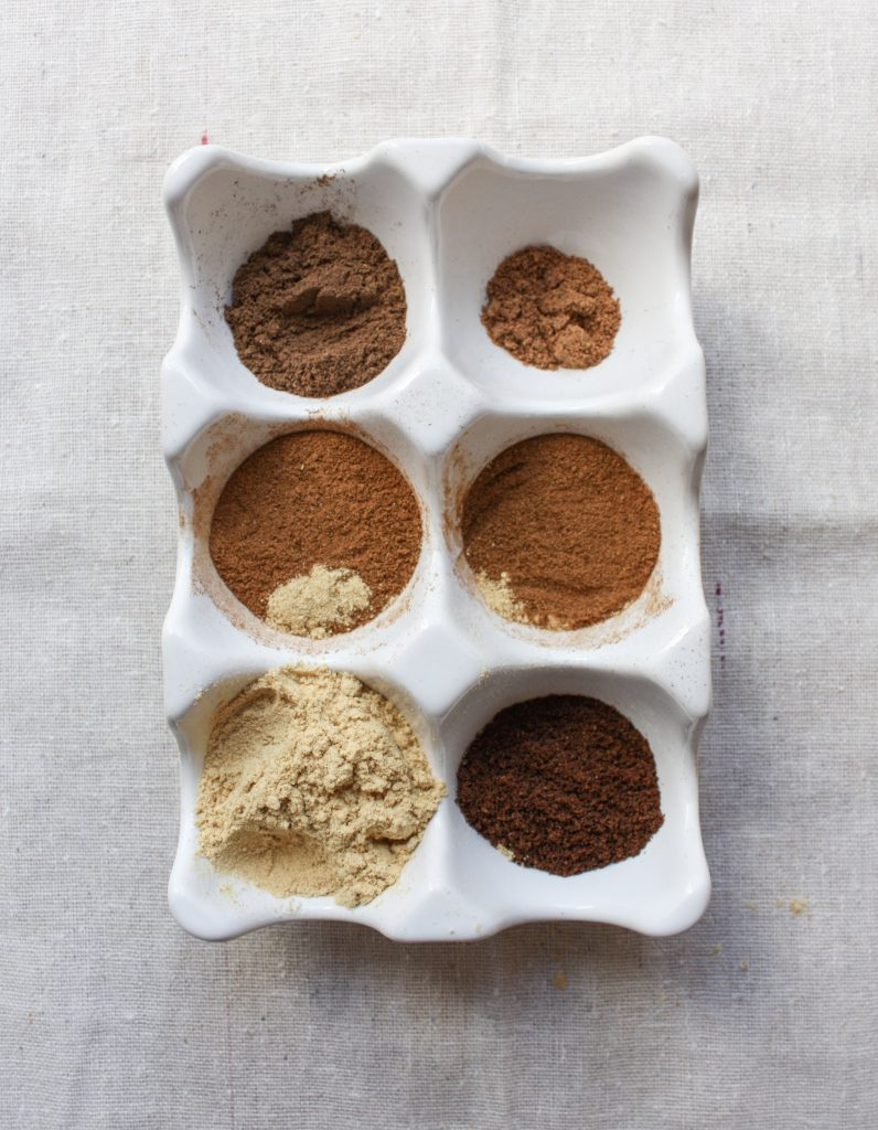 Homemade Pumpkin Pie Spice Blend | Dreamery Events