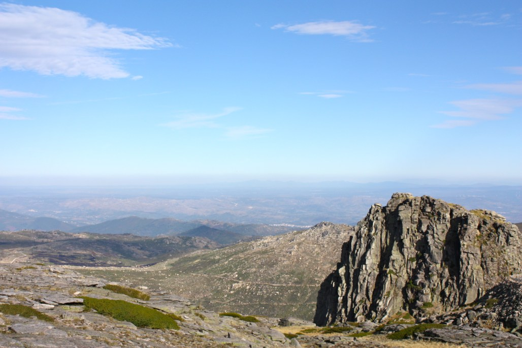 Traveling to ..... the highest point above the clouds || The Torre of Serra da Estrela