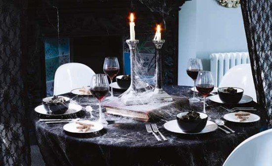 Halloween Inspiration : A Transylvania Affair