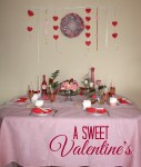 A Sweet Valentine's Tabletop
