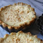 Gluten Free Coconut Grapefruit Tartlets