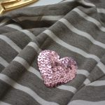 How To: Sequin Heart Appliqués