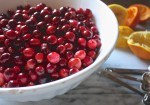 Citrus Ginger Cranberry Sauce