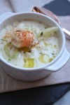 Valentines Dinner for Two: Lobster + Fennel Soup