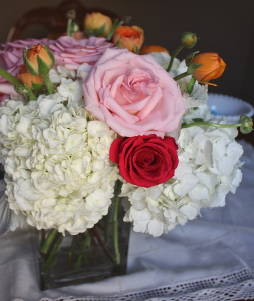 Floral Inspiration : Classic + Colorful
