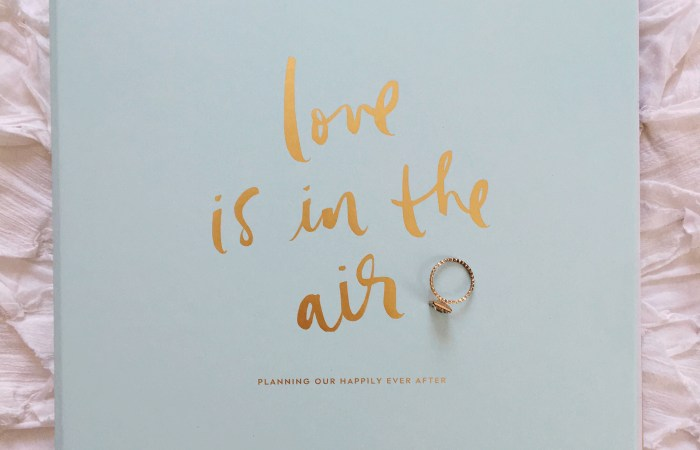 The Perfect Engagement Keepsake Gift