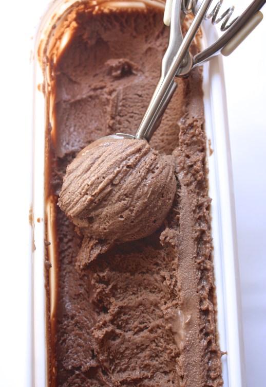 Chocolate Mousse Ice Cream