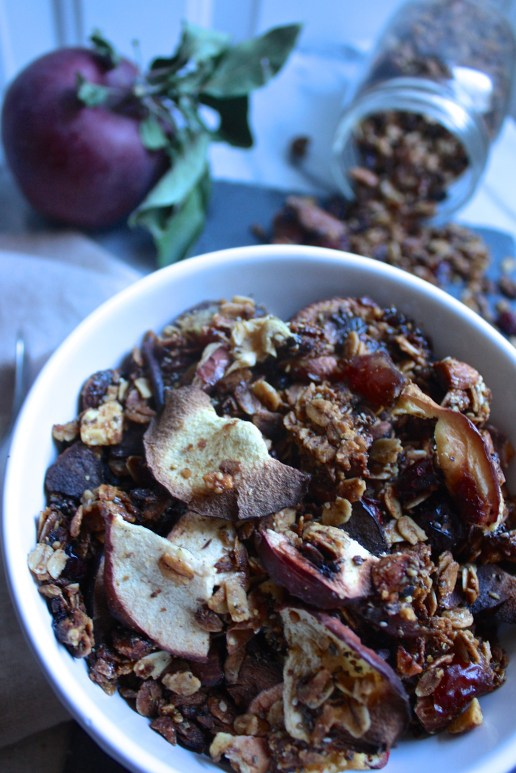 Apple Cider Granola | Dreamery Events