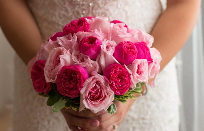 Amy & Enrique's Romantic Ballroom Wedding