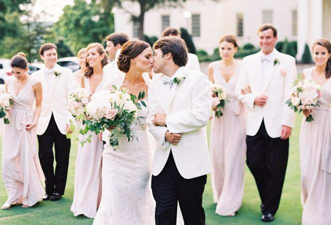 Wedding Dress Code Etiquette with The Black Tux