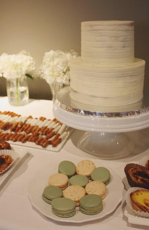 A Simple White Easter Christening   Dreamery Events