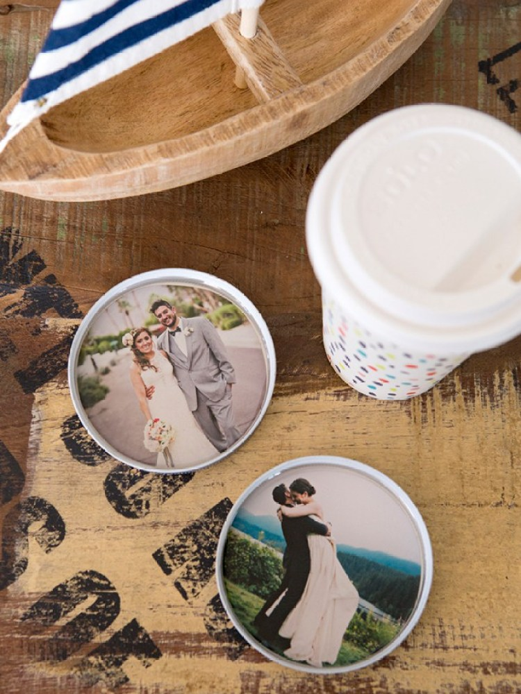 6 Creative Ways to Display Your Wedding Photos At Home | Dreamery Events