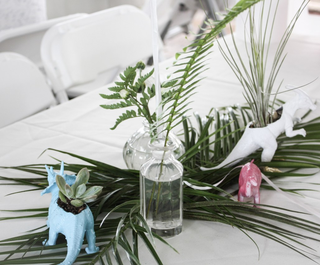 A Tropical Dinomite Darling Birthday | Dreamery Events