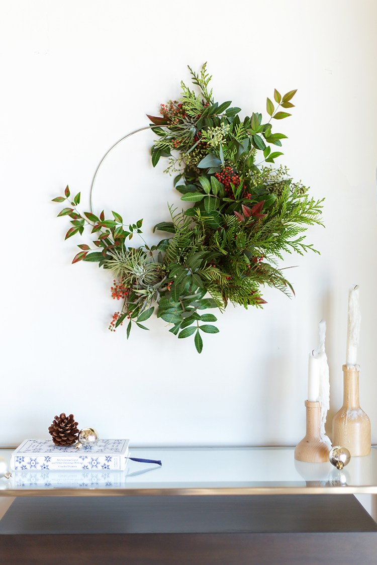 16 Gorgeous Seasonal Wreaths To Inspire From Autumn to Winter | Dreamery Events