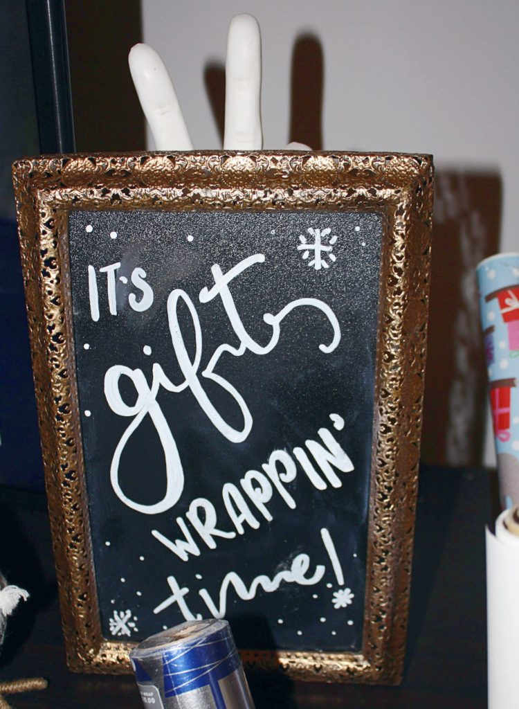 Our Holiday Wrapping Party for Foster Children | Dreamery Events