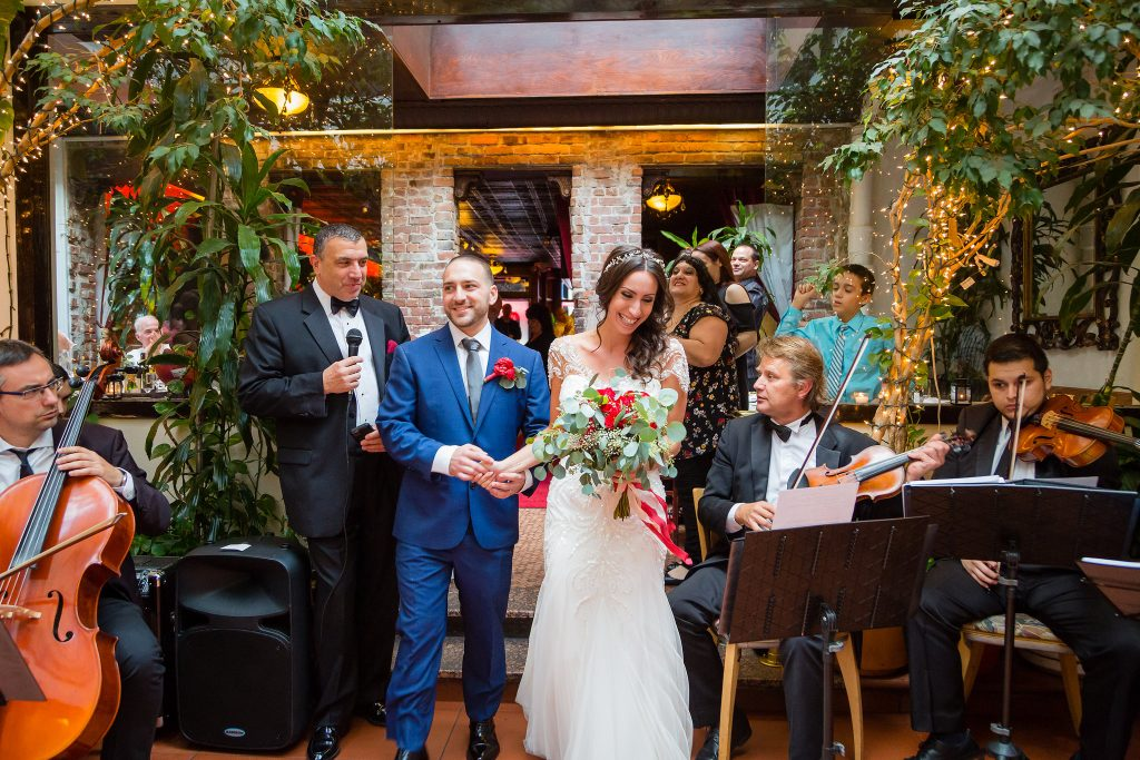 Katie & Daniel's Intimate Little Italy Wedding | Dreamery Events