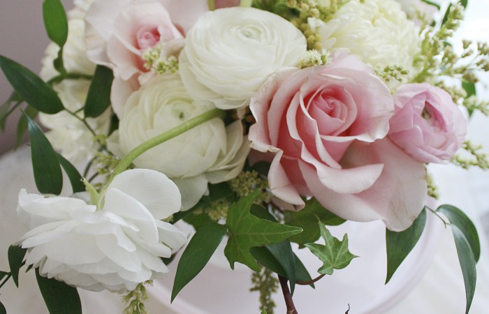 Welcoming Spring with Ranunculus & Roses