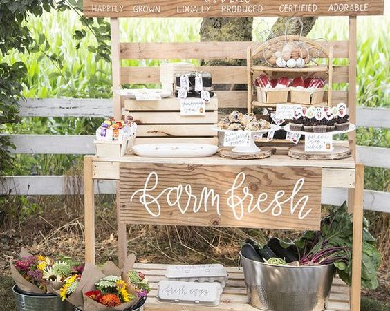Wedding Inspiration : Seasonal Menus