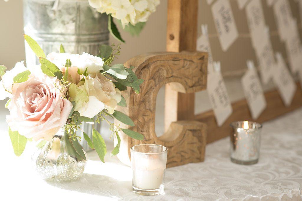 A Winter Garden Bridal Shower   Dreamery Events