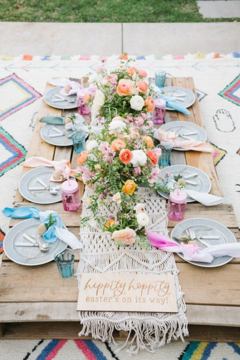 Lovely Easter Ideas to Kick Off Spring Entertaining with ProFlowers | Dreamery Events