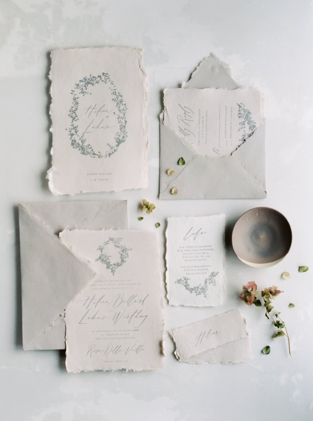 Wedding Inspiration : Vintage Stationery & Wax Seals | Dreamery Events