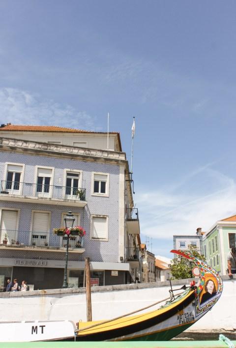 "A Moliceiro Boat Ride through Aveiro's Ria || The ""Portuguese Venice"" || Dreamery Events"