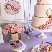 A Beauty Boutique Garden Party || Olivia's 4th Birthday Celebration