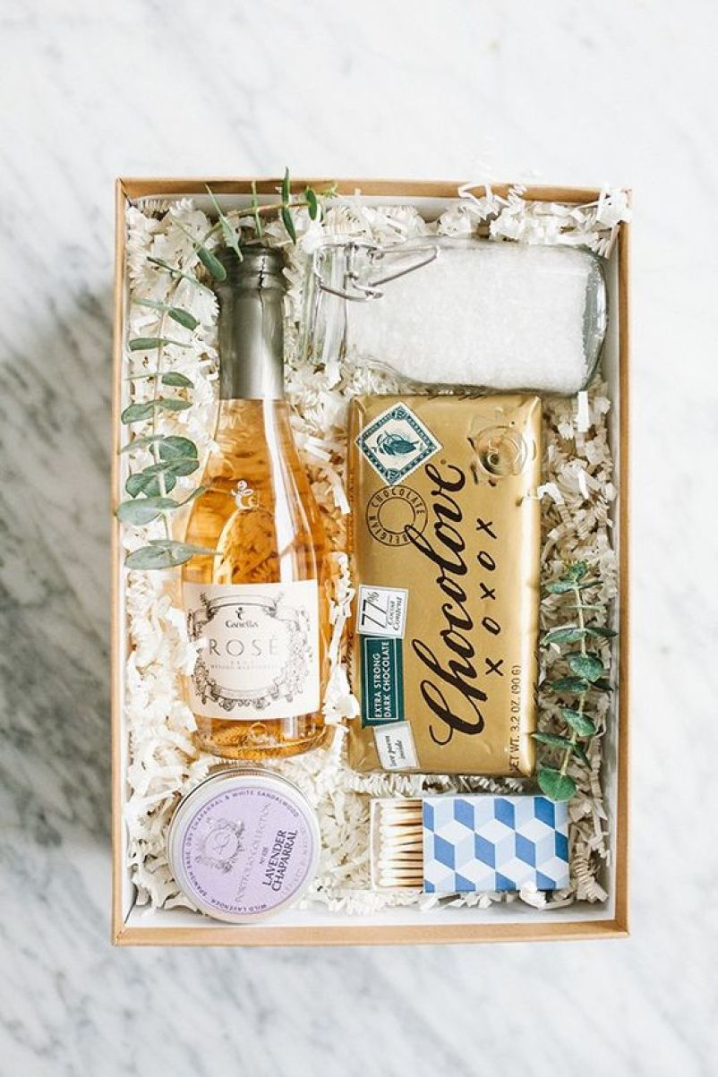 Wedding Inspiration : Thoughtful & Personal Welcome Bags || Dreamery Events