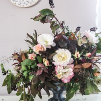 Foraged Blooms    Where Old World Meets Wild Bohemian Autumn