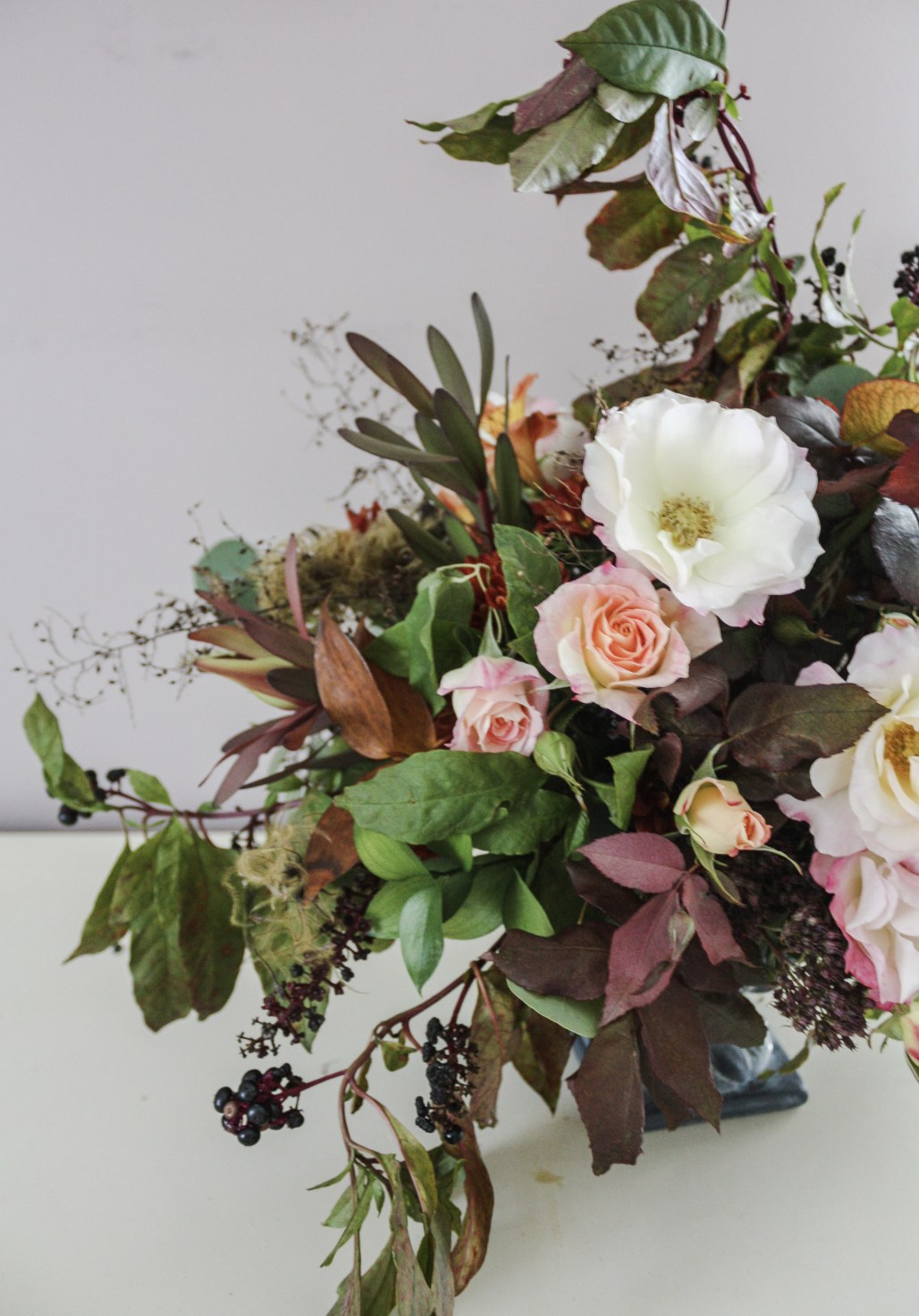 Foraged Blooms    Where Old World Meets Wild Bohemian Autumn    Dreamery Events