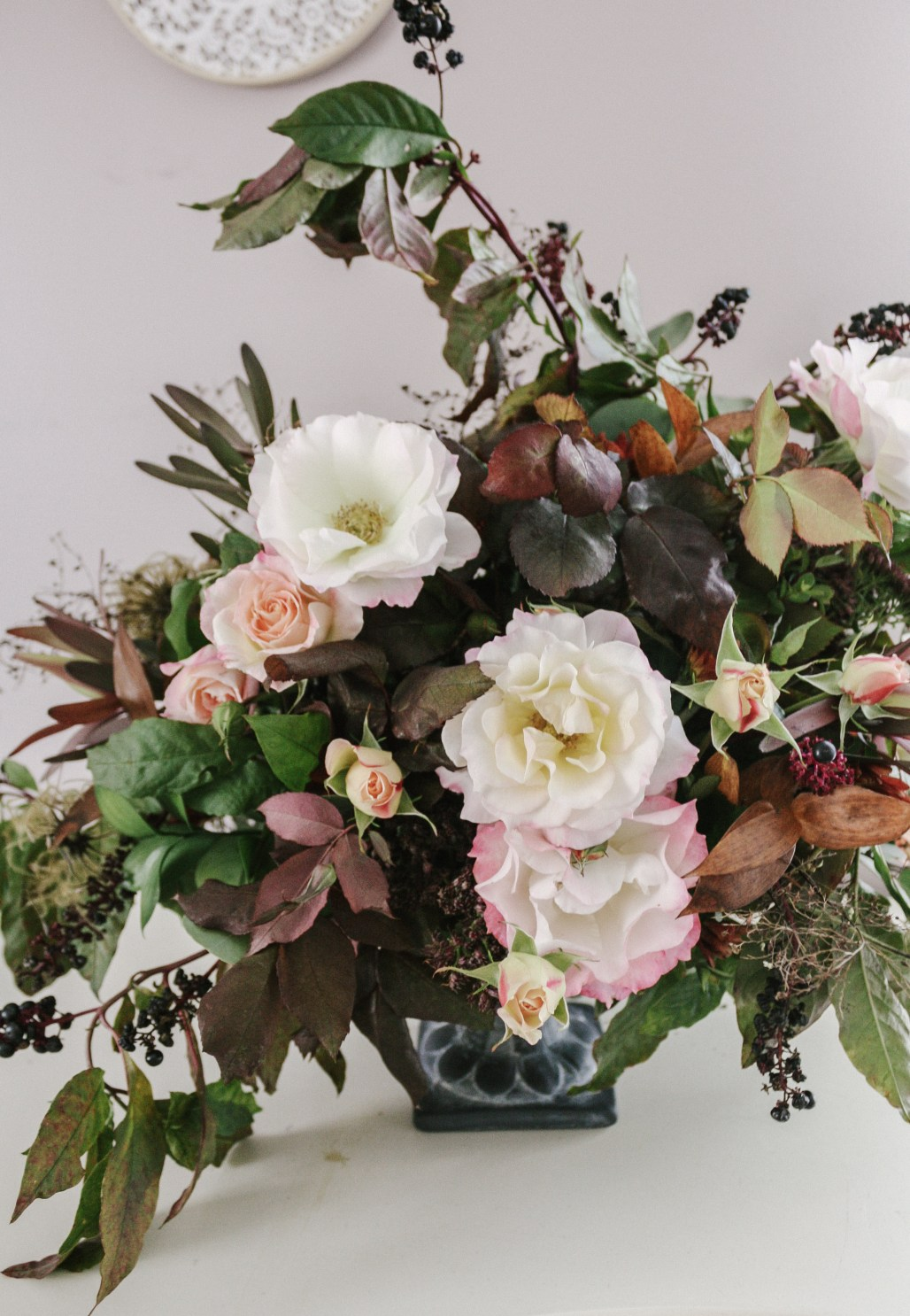 Foraged Blooms || Where Old World Meets Wild Bohemian Autumn || Dreamery Events