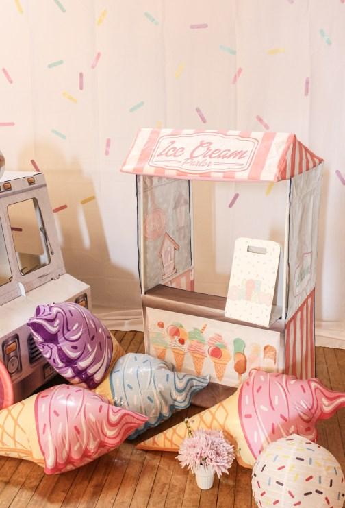 I Scream for Ice Cream Birthday Celebration || Dreamery Events