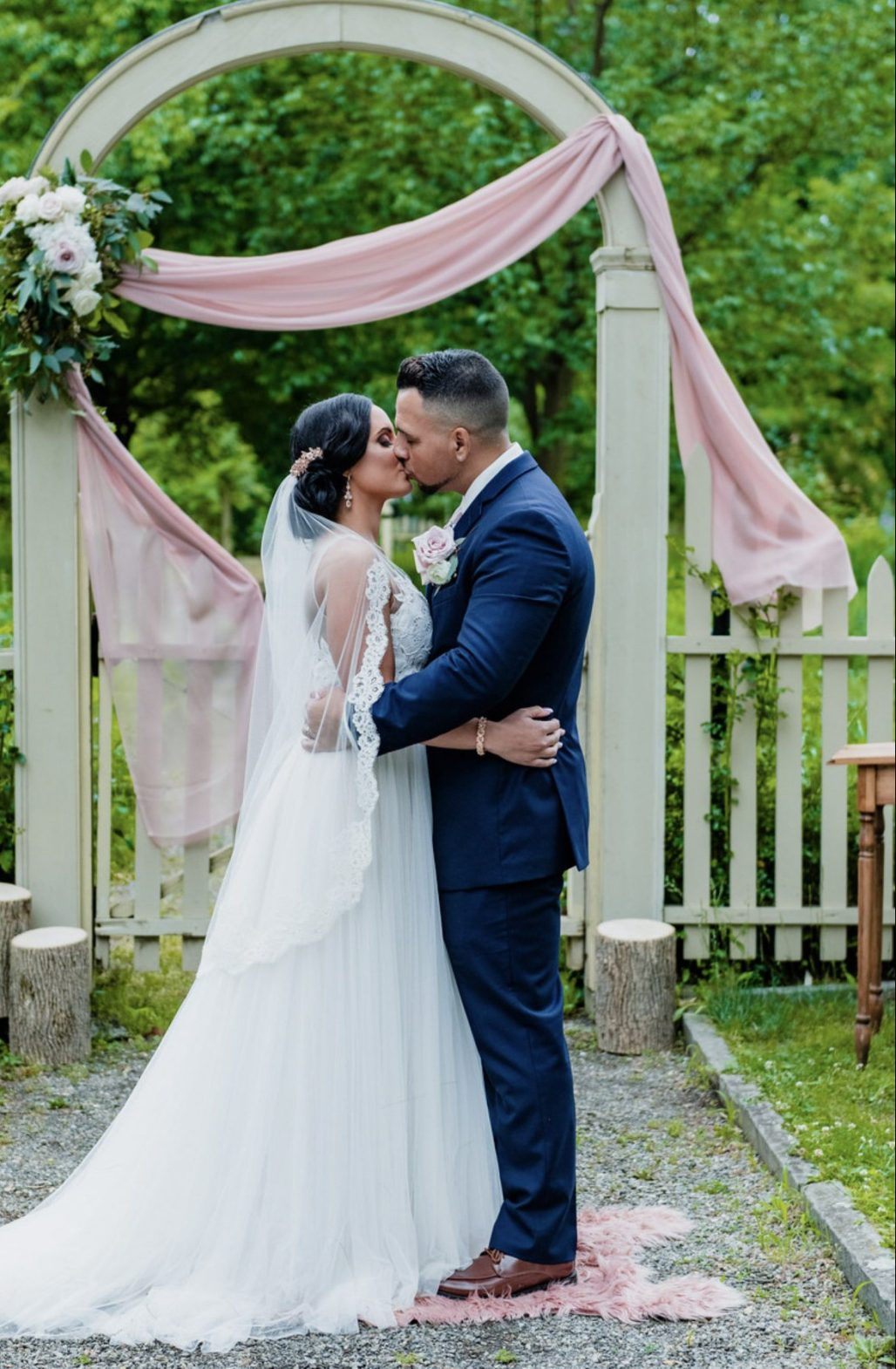 Nicole & Jerry's Boho Garden Wedding at The Oakeside Mansion || Dreamery EventsNicole & Jerry's Boho Garden Wedding at The Oakeside Mansion || Dreamery Events