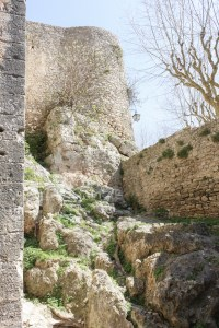 Medieval Castle Walls with Cobblestone Alleyways Marked of Culture & History || Óbidos, Portugal || Dreamery Events