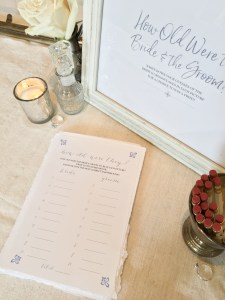 A Vintage Bridal Shower Inspired By Portuguese Details + Traditional Tiles || Dreamery Events