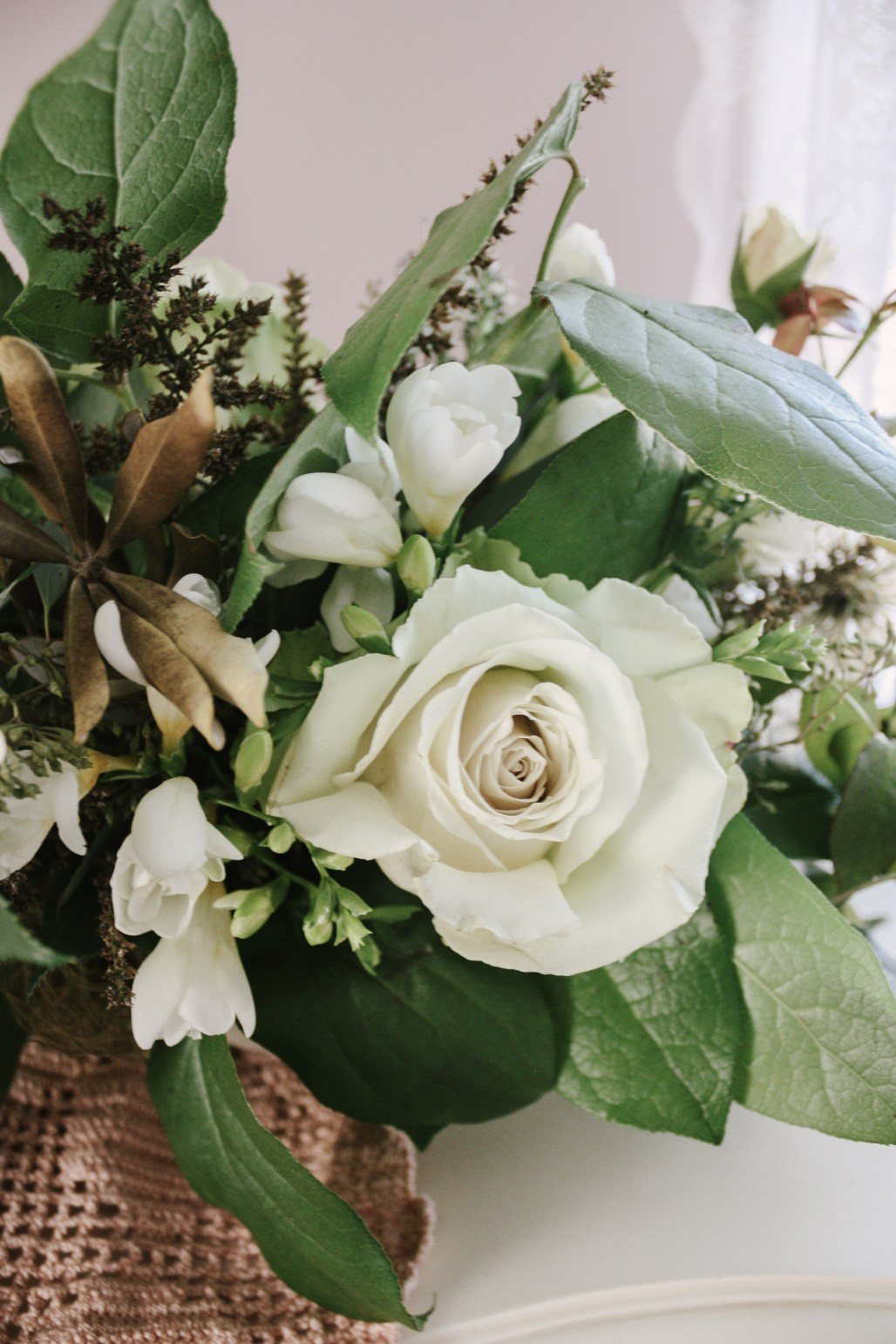 Simple Tricks || Creating Your Own Foraged Autumn Centerpiece with Grocery Store Blooms || Dreamery Events