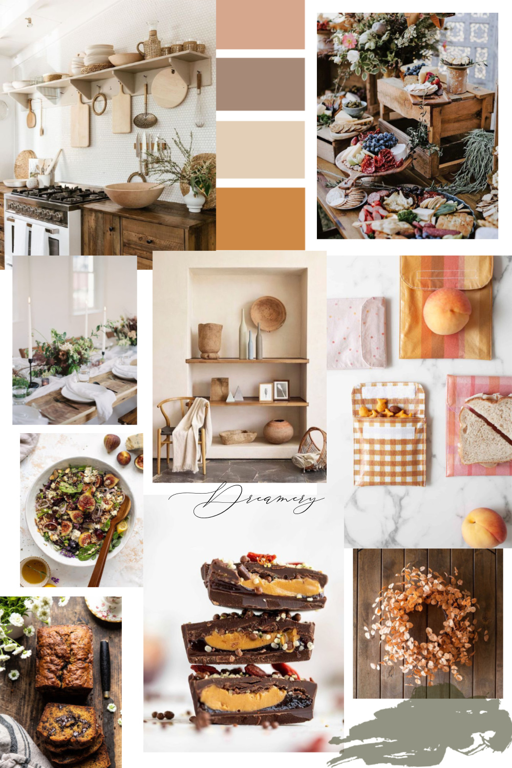 Autumn Vibes :: To Create :: Golden Dessert Sunset || Dreamery Events