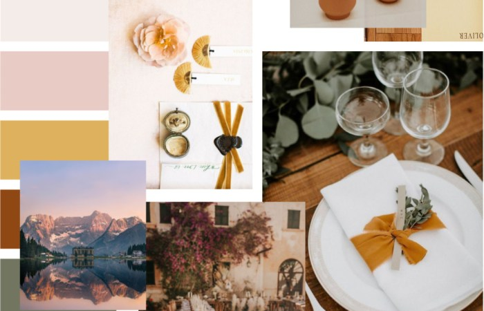 Autumn Vibes :: Golden Dessert Sunset || Dreamery Events