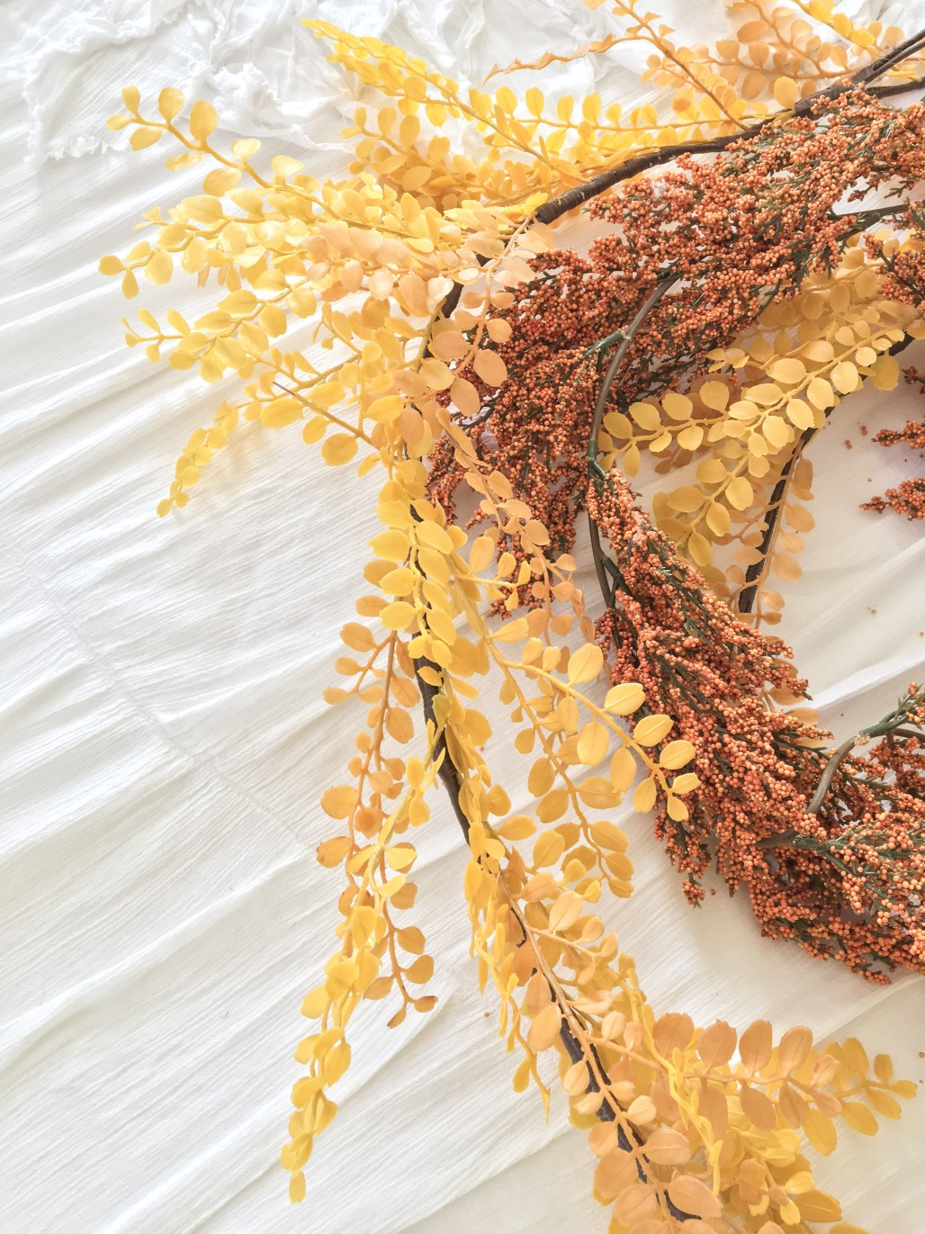 Effortless Autumn Decorating ... & the Easiest Wreath You Can Make this Season!    Dreamery Events
