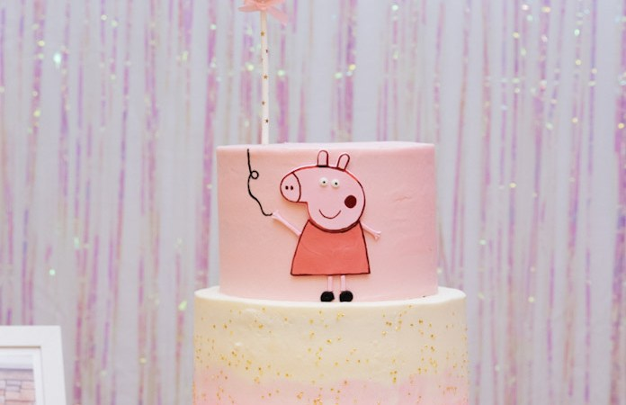 "A Peppa Pig ""Muddy Puddles"" 2nd Birthday"