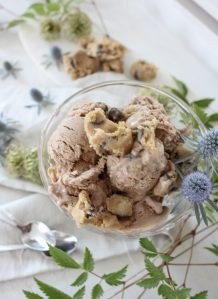 Chocolate Cookie Dough Ice Cream || Dreamery Events