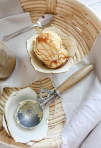 Salted Caramel Ice Cream || Dreamery Events