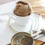 French Vanilla Coffee Ice Cream