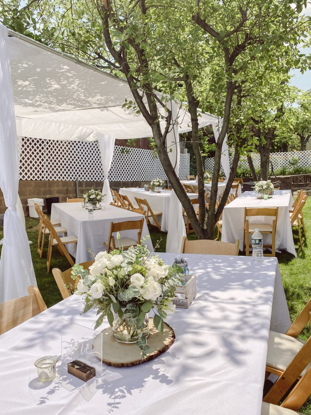 How to Have a Safe Outdoor Party at Home during Covid-19    Dreamery Events